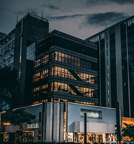 Kelly Science Lab Building